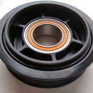 Шкив компрессора кондиционера VW Tiguan 2007-2011