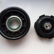 Шкив компрессора кондиционера Audi Q5 [8R]  2008-2017