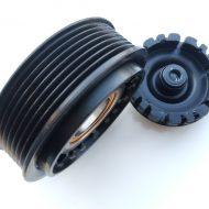 Шкив компрессора кондиционера Mercedes-Benz GLE  [W166]