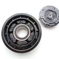 Шкив компрессора кондиционера A8 [4E] 2003-2010