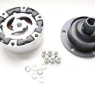 Шкив компрессора кондиционера Audi A6 [C6,4F]