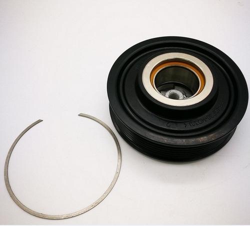 Шкив компрессора кондиционера VW Touareg [7L] 2002-2010