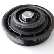 Шкив компрессора кондиционера Mercedes-Benz CLA 2013-