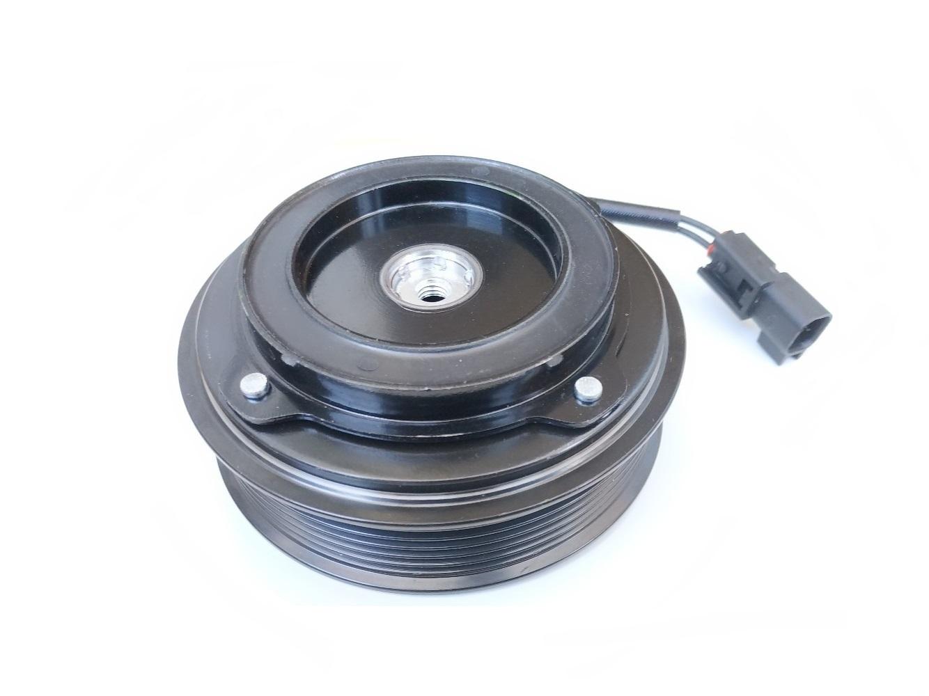 Муфта компрессора кондиционера  Ford Explorer  2011-
